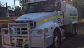 Water/Tipper Truck Hire: Cement Mixer Hire/Rental Sydney, Melbourne, Brisbane, Australia